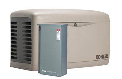 14kw Kohler Packaged Generator (16 Circuit Transfer Switch)
