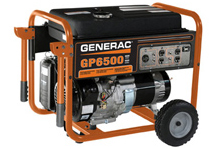 6500 Watt Portable Generator Model #5700 (California Compliant)