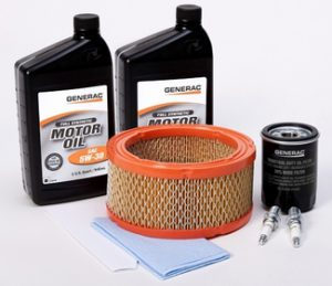 12-18 kW Generac Generator (Built prior to 2013)  Maintenance Kit/ #0J57670SSM