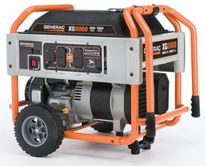 Generac XG Series Model #5747 Portable Generator