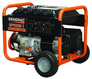 Generac GP Series Model 5946 6500watt