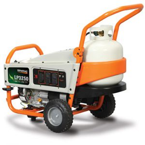 Generac LP Series Portable Generator