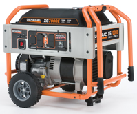 Generac XG Series Model #5798 Portable Generator