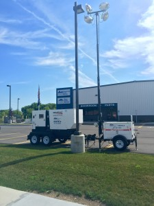 Rental Generator & Light Tower Picture