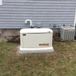 Generac whole house automatic standby generator